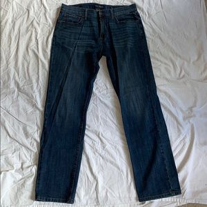 Men's lucky brand jeans, 32x32 straight